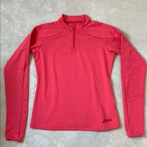 Asics Tops - ASICS long sleeve brushed fleece top